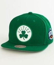 Mitchell & Ness-Silicon Grass BH72HT Boston Celtics Snapback
