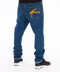 Moro Sport-Big Paris Spodnie Średni Jeans