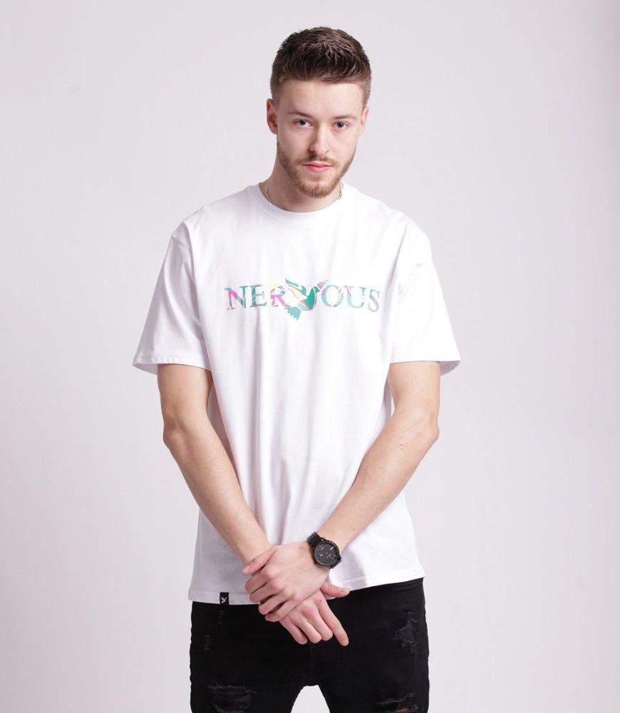 Nervous CLASSIC ACID T-Shirt Biały