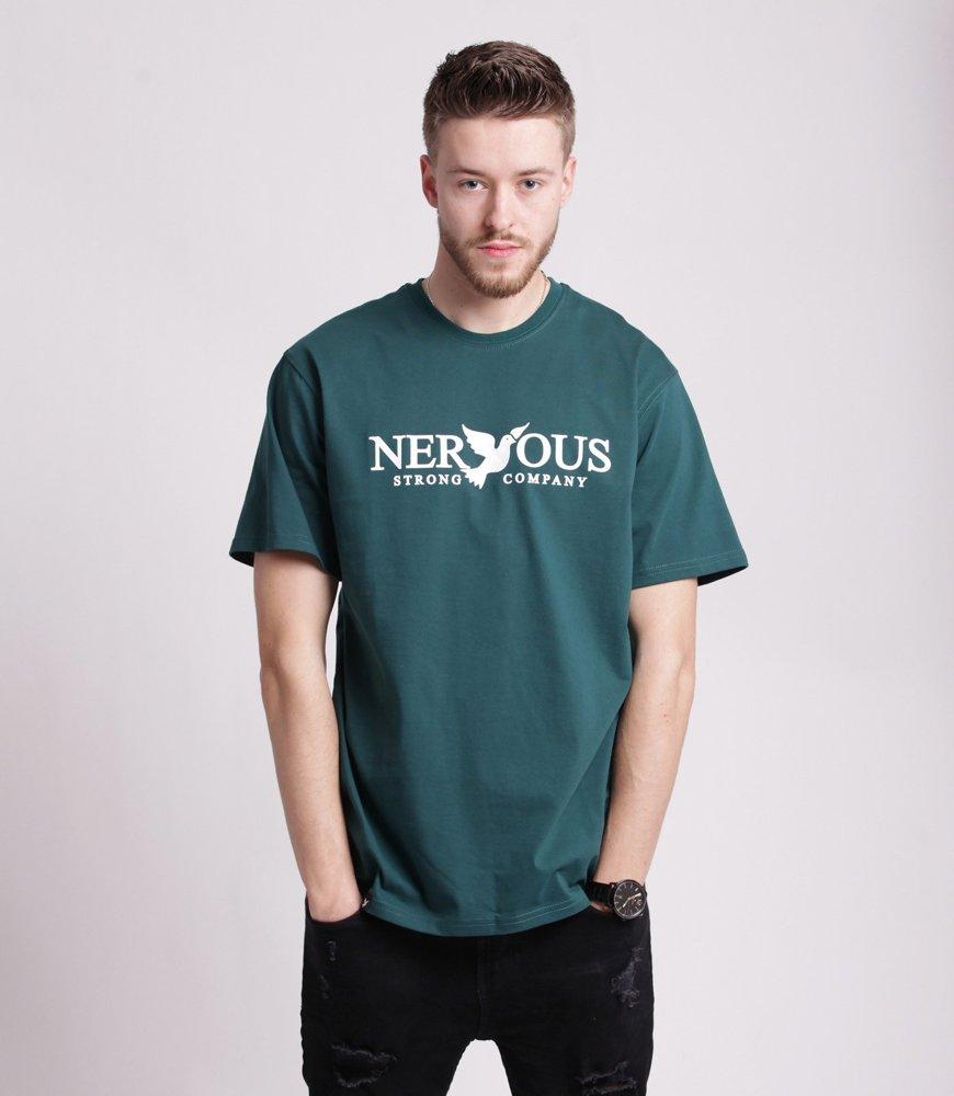 Nervous CLASSIC T-Shirt Zielony