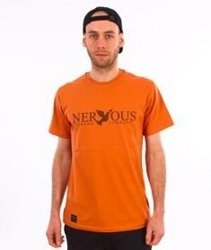 Nervous-Classic T-shirt Brick