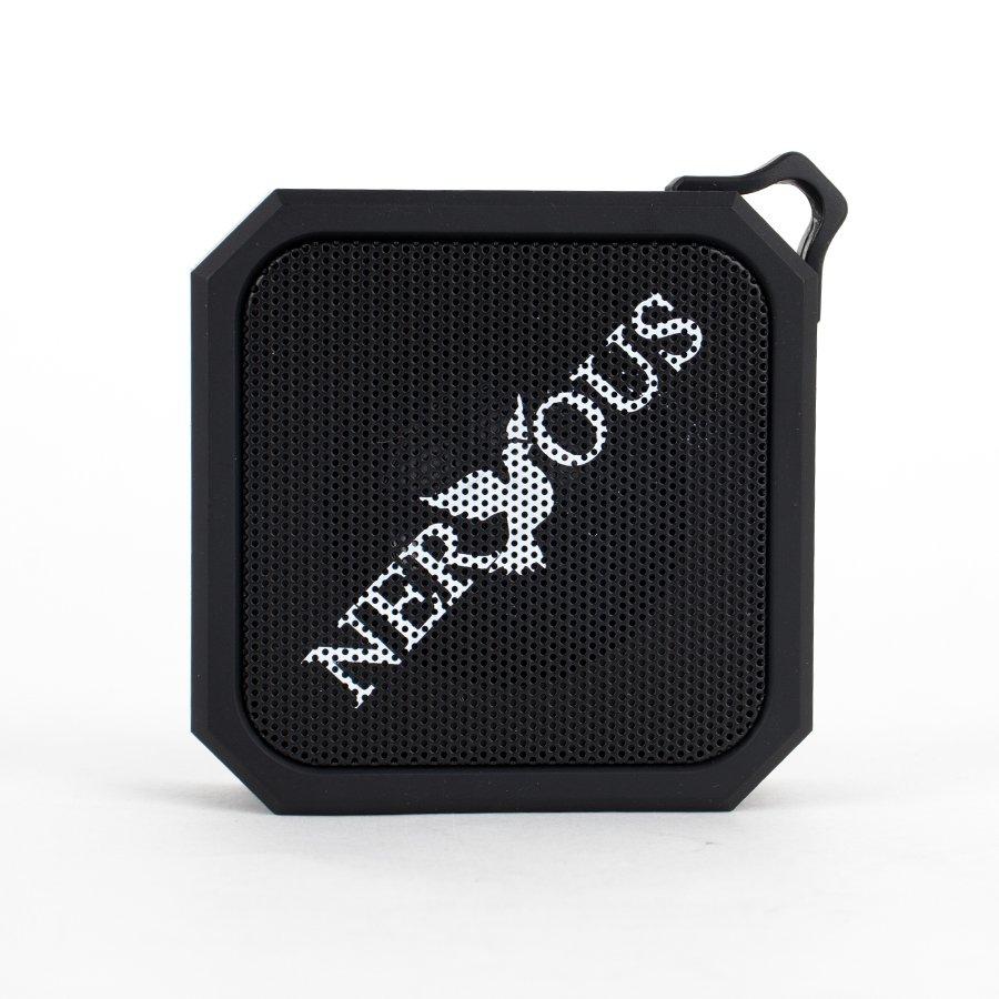 Nervous Głośnik Bluetooth Czarny