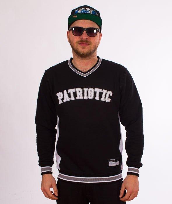 Patriotic-Futura Basket BKL Bluza Czarna