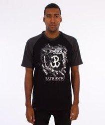Patriotic-PW T-shirt Czarny/Grafit