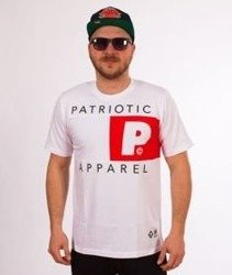 Patriotic-Rab Hill T-shirt Biały