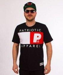 Patriotic-Rab Hill T-shirt Czarny