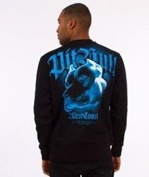 Pit Bull West Coast-Blue Eyed Devil VI Crewneck Bluza Czarna