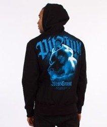 Pit Bull West Coast-Blue Eyed Devil VI Hoodie Bluza Kaptur Czarny