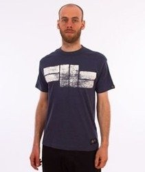 Pit Bull West Coast-Classic Logo T-Shirt Navy