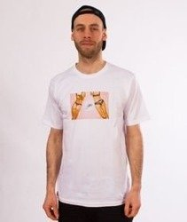 Pizza Sport-Kartony T-Shirt Biały