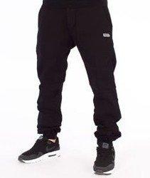 Prosto-Jogger Coste Spodnie Czarne