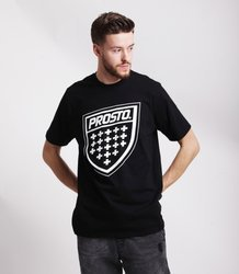 Prosto SHIELD XX T-Shirt Czarny