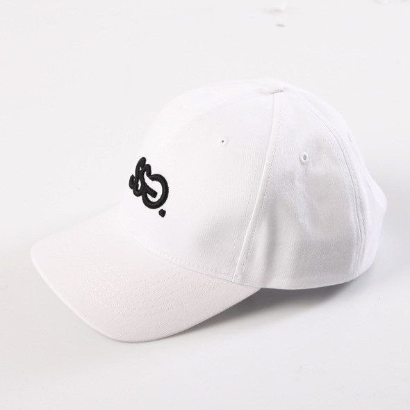 Smoke Story-6Panel Little Classic Snapback Biały