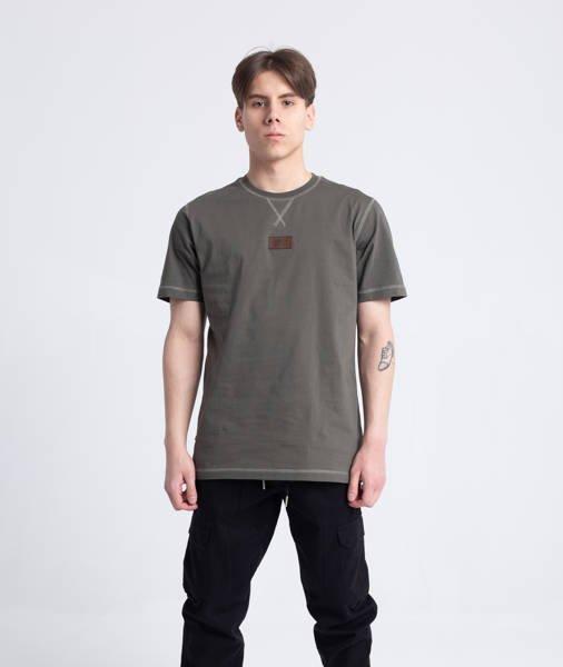 Smoke Story RENDER T-Shirt Khaki
