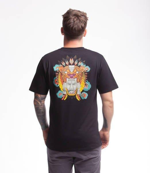 Smoke Story THE MASK T-Shirt Czarny