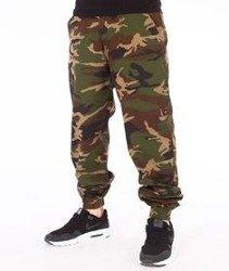 SmokeStory-Jogger Regular Spodnie Camo