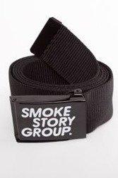 SmokeStoryGroup - Pasek Smoke Story Czarny