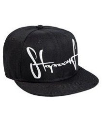 Stoprocent-Big Tag Snapback Czarny