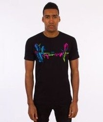 Stoprocent-Surftag T-Shirt Czarny