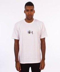 Stussy-Prism Logo T-Shirt White