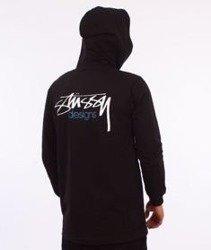 Stussy-Stussy Designs Hood Longsleeve Kaptur Black