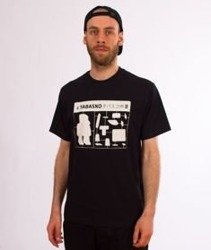 Tabasko-Jigsaw T-Shirt Black