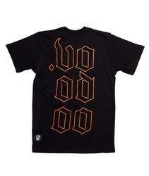 Voodoo DOLL T-Shirt Czarny
