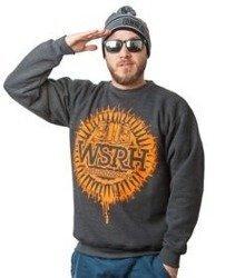 WSRH-Słońce Bluza Grafitowa