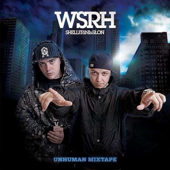 WSRH Unhuman Mixtape