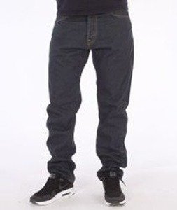 Carhartt-Klondike Pant Cotton Grafton Grey Rinsed