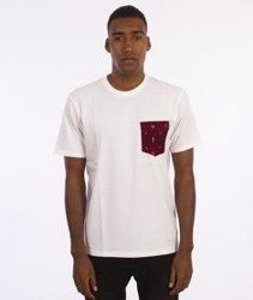 Carhartt-Lester Pocket T-Shirt White/Carlos Check-Chian