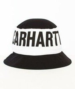 Carhartt-Shore Bucket Hat Black/Black