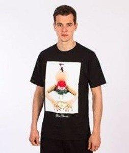 DGK-Face Down T-Shirt Czarny