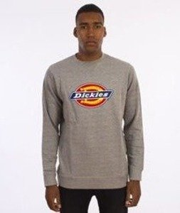 Dickies-Harrison Bluza Grey Melange