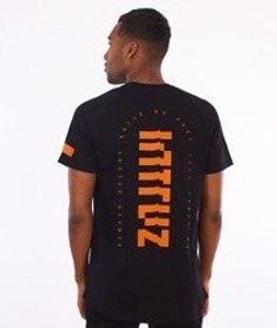 Intruz-Arch T-Shirt Czarny