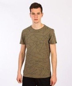 Two Angle-Yana T-Shirt Khaki