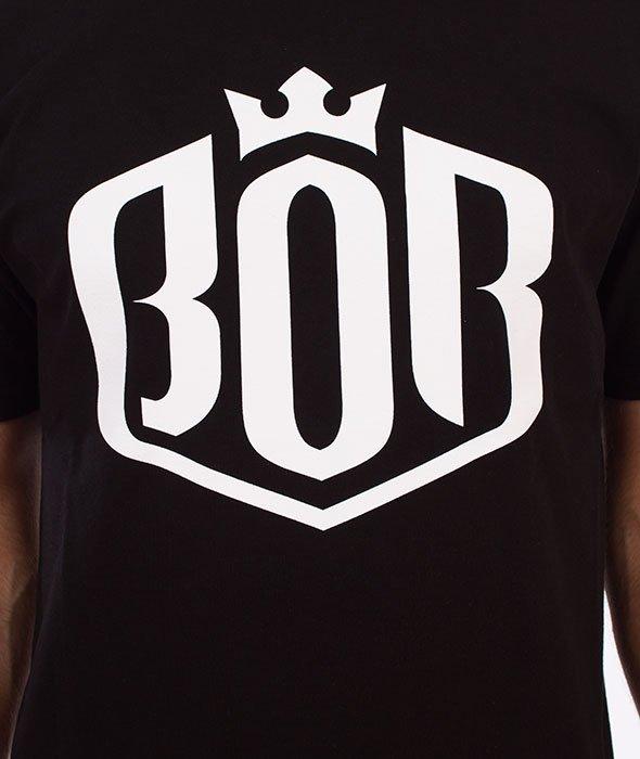 3bb30005a Biuro Ochrony Rapu Bor Herb T Shirt Czarny Najlepsza Cena Sklep