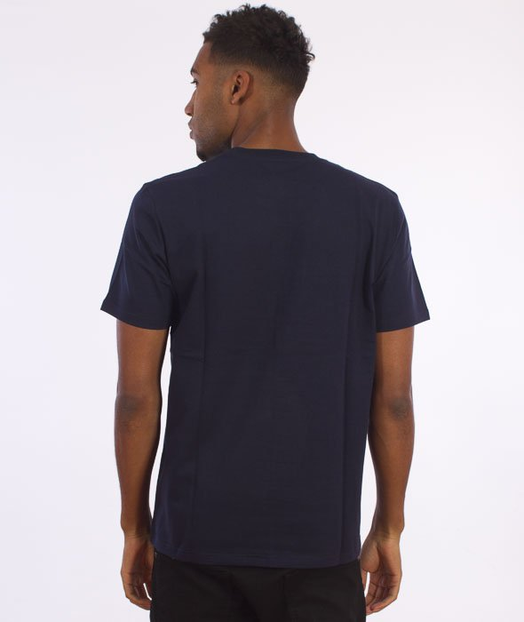 Carhartt- S/S College T-Shirt Navy/White