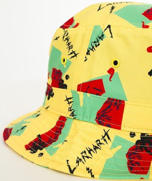 5cb9d9bc8ca Carhartt WIP-Anderson Bucket Hat Citrine - najlepsza cena