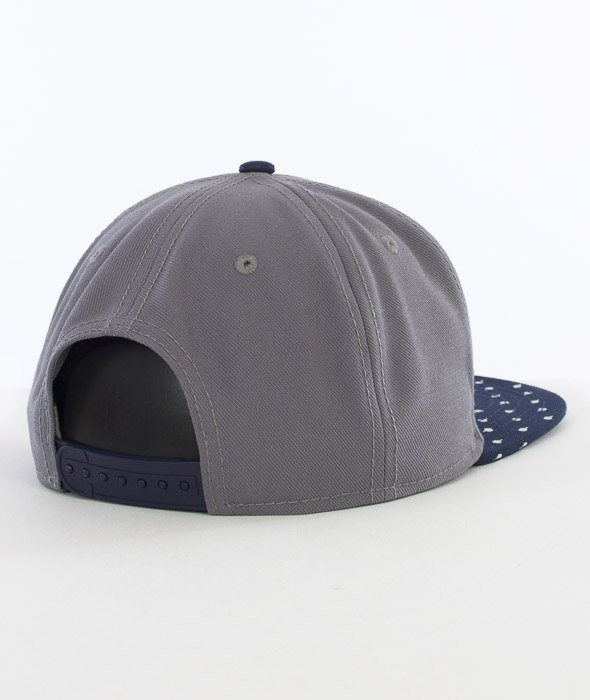 Cayler & Sons-Go To Hell Snapback Grey/Navy/White