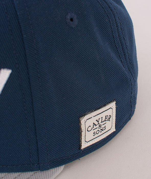 Cayler & Sons-I Got It Cap Navy/Grey-White