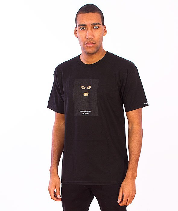 Crooks & Castles-Crookstape Black