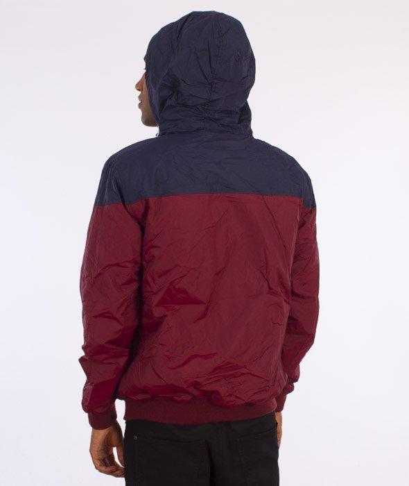 Iriedaily-Insulaner Jacket Kurtka Maroon