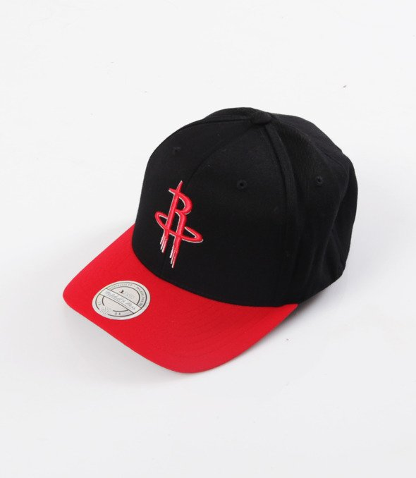 watch 1bd8f 320f4 ... Mitchell   Ness- Wool Solid Snapback - NBA - Houston Rockets ...
