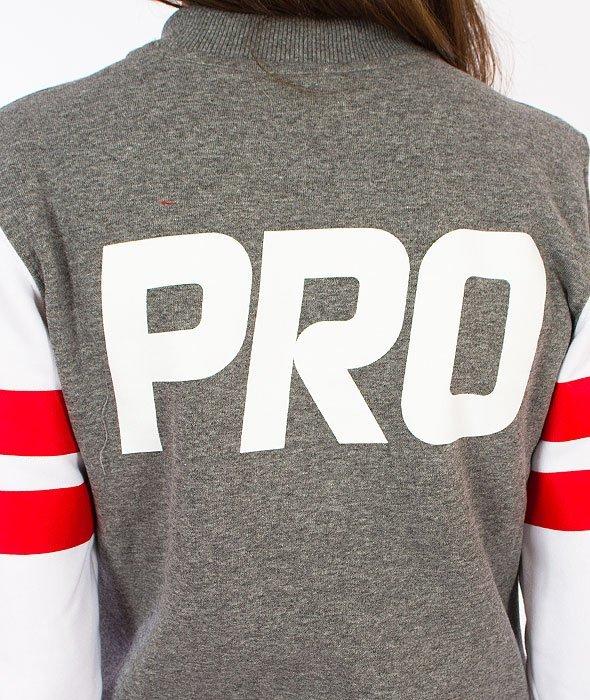 Prosto-Base Bluza Medium Heather Gray