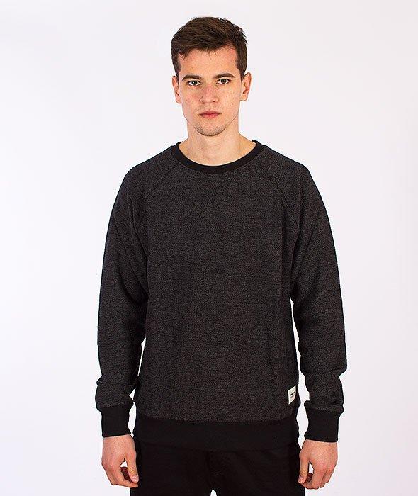 Wemoto-Kenny Reversed Sweatshirt Black