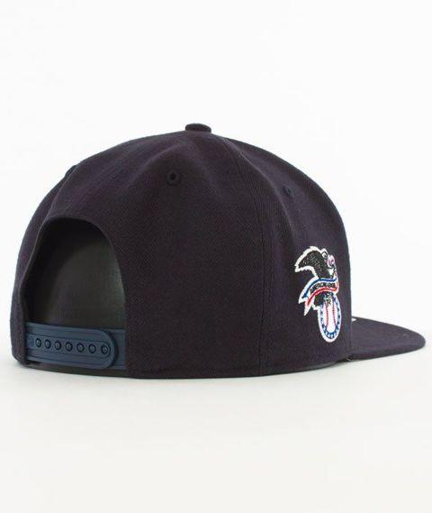47 Brand-Boston Red Sox Czapka z Daszkiem Granatowa