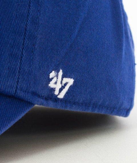 47 Brand-Clean Up New York Mets Czapka z Daszkiem Niebieska