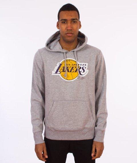47 Brand-Los Angeles Lakers Bluza Kaptur Szary