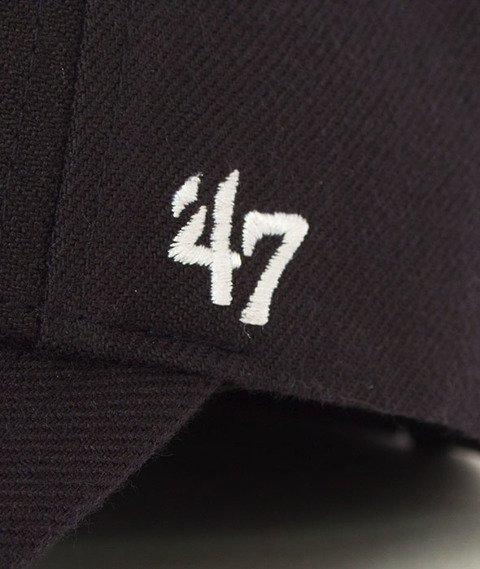 47 Brand-MVP Atlanta Braves Czapka z Daszkiem Granatowa